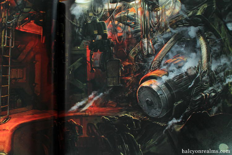 Pacific Rim Art Book