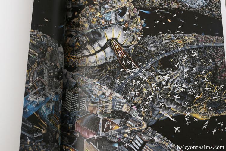 The Pen - Ikeda Manabu Art Book Review