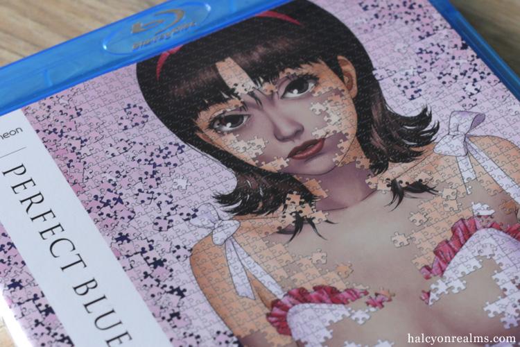 Perfect Blue - Japanese Edition Blu-ray ( Kon Satoshi )