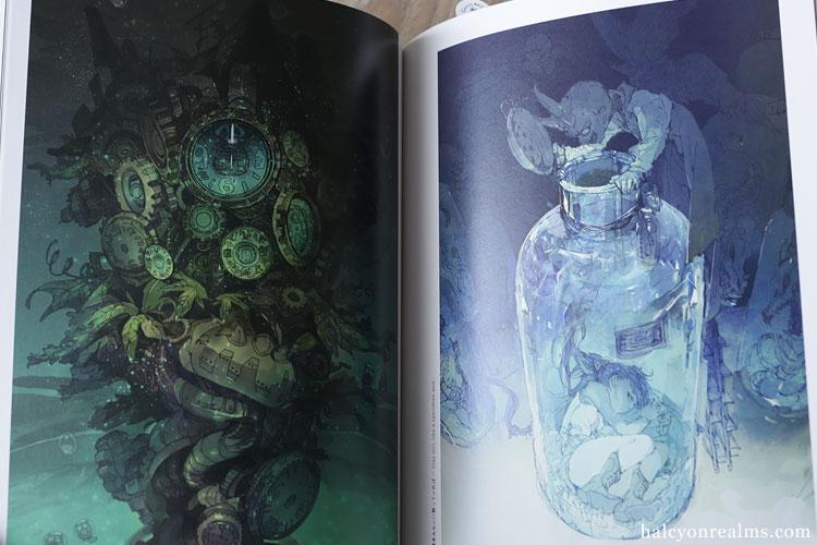 Demizu Posuka (Pone) Art Works Book Review