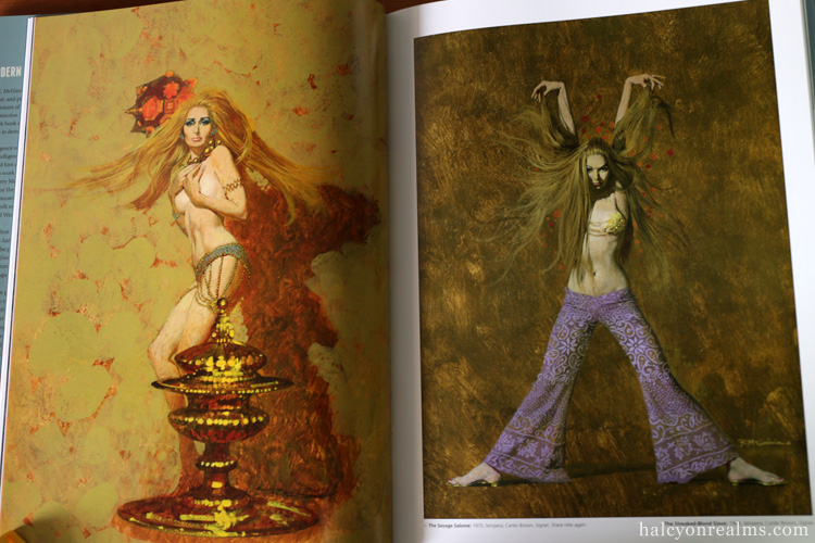 The Art Of Robert E.McGinnis Book