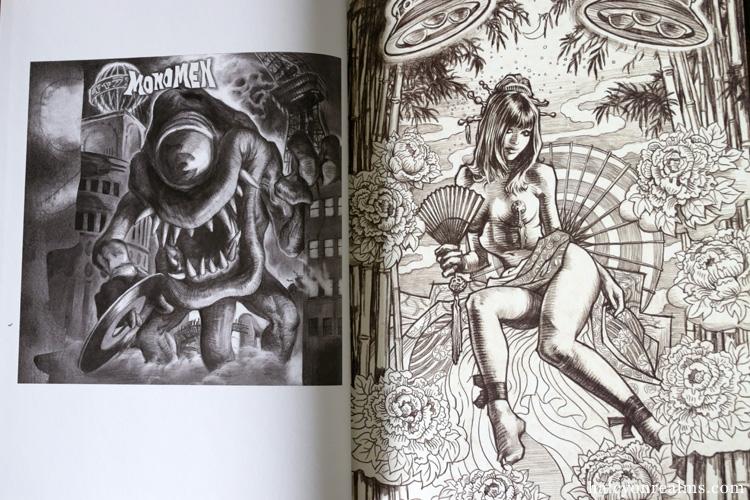 The Birth Of Rockin' Jelly Bean Art Book