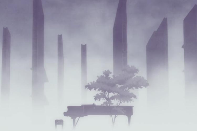 Sakura Nagashi - Utada Hikaru + Evangelion