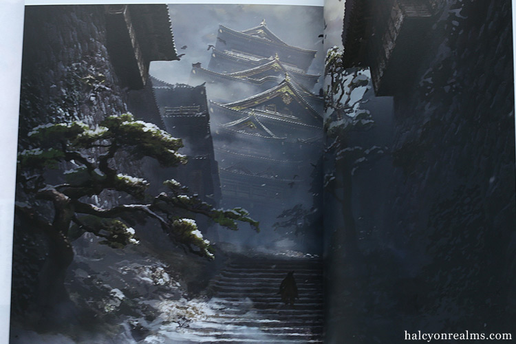 Sekiro - Shadows Die Twice Official Artworks Book Review