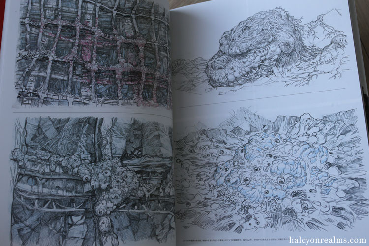 Godzilla Art Of Shin Godzilla Book Robots Monsters Space