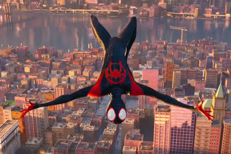 Spiderman - Into The Spiderverse Trailer 2