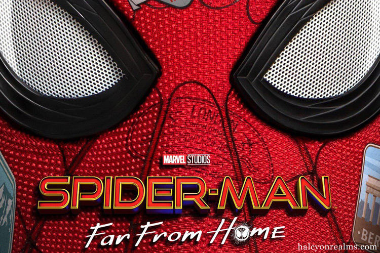 Spider-Man : Far From Home Trailer