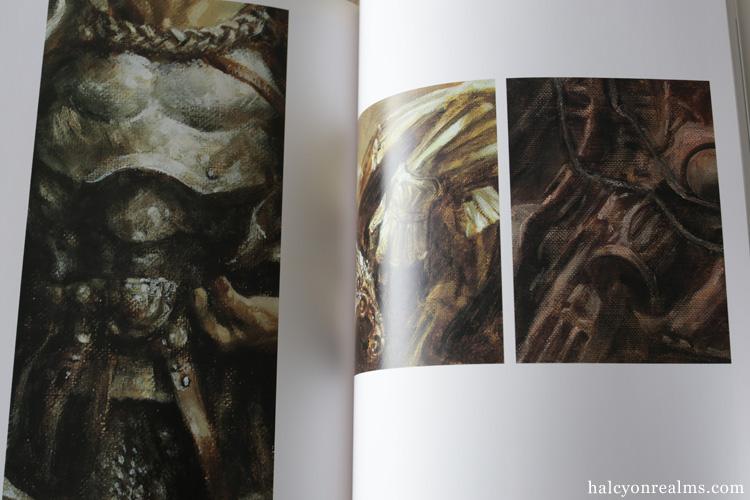 Haku - 199010-200101 Suemi Jun Art Book Review