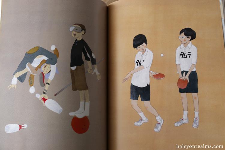 TAIYOU - Matsumoto Taiyo Illustration Collection Book Review
