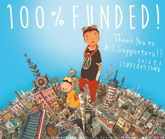 Tekkon Kinkreet Storyboard Book