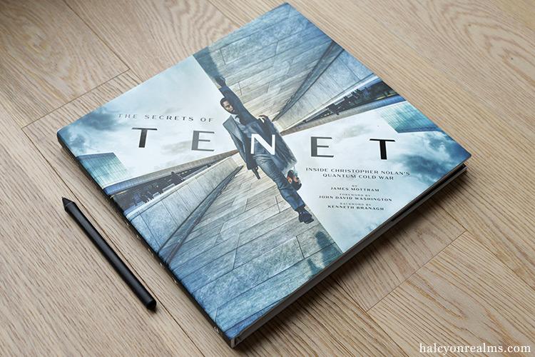 The Secrets of Tenet : Inside Christopher Nolan's Quantum Cold War Book Review