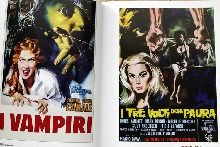 Voluptuous Terrors 2 Art Book Review