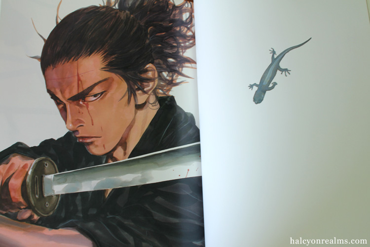 Water - Takehiko Inoue Vagabond Art Book