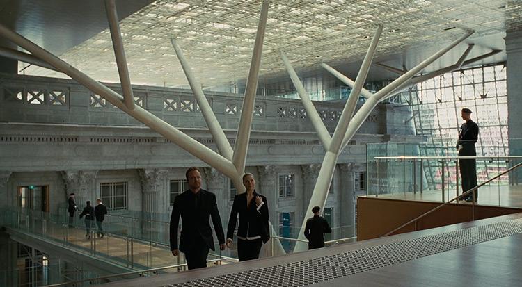 Westworld Season 3 - Singapore Locations