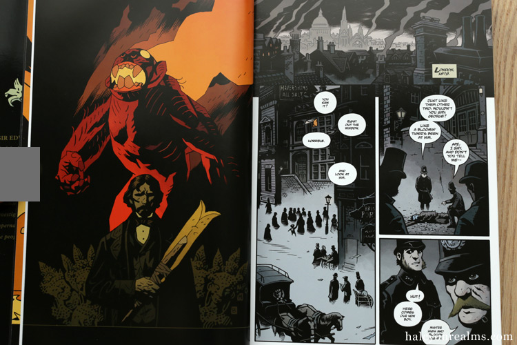 Witchfinder Omnibus Volume 1 Graphic Novel Review