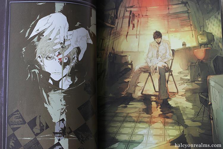 Yasushi Suzuki Art Works - Eyes Book Review