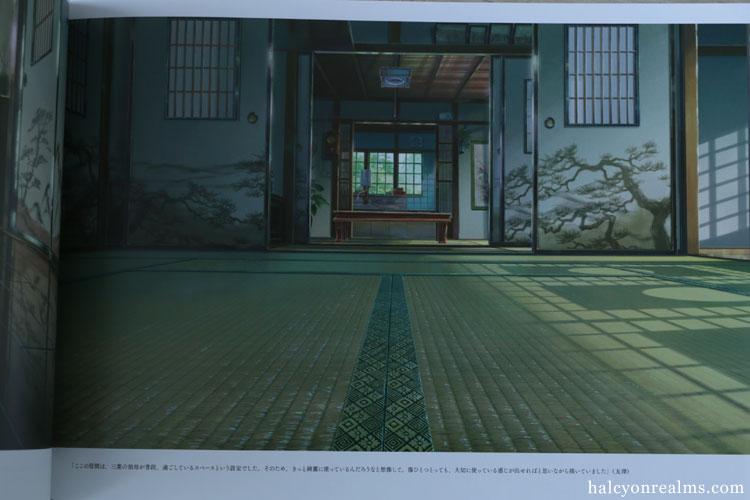 Your Name - Makoto Shinkai Anime Background Art Book Review