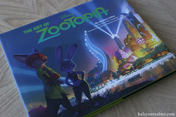 The Art Of Zootopia Book Review