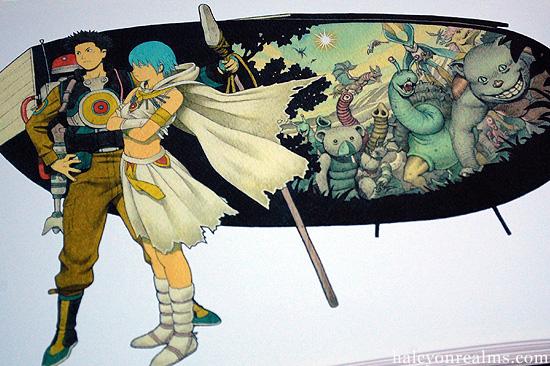 Cannabis Works - Tatsuyuki Tanaka Art Book