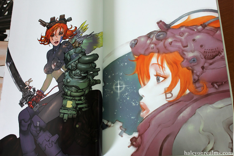 Cover Girls - Katsuya Terada Art Book