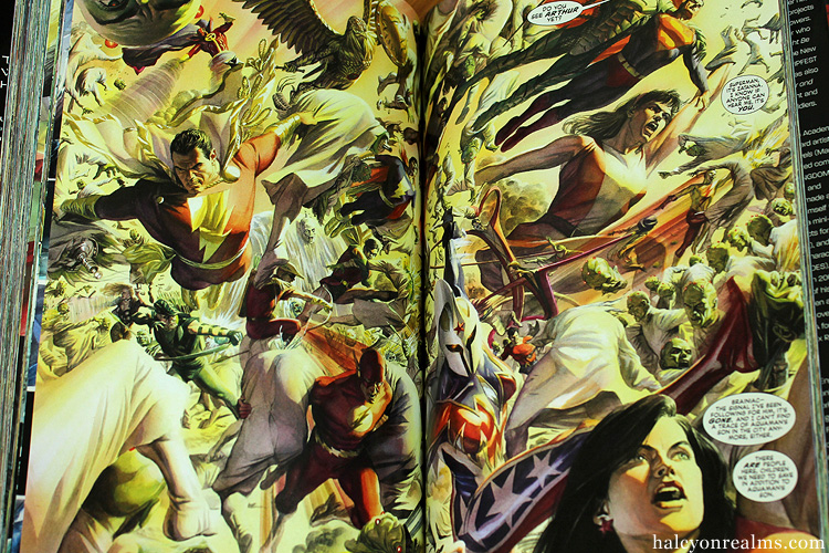 Justice - Alex Ross Graphic Novel