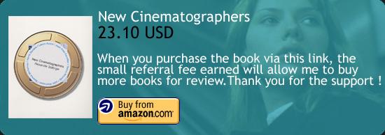 New Cinematographers Book Harper Design Amazon Buy Link