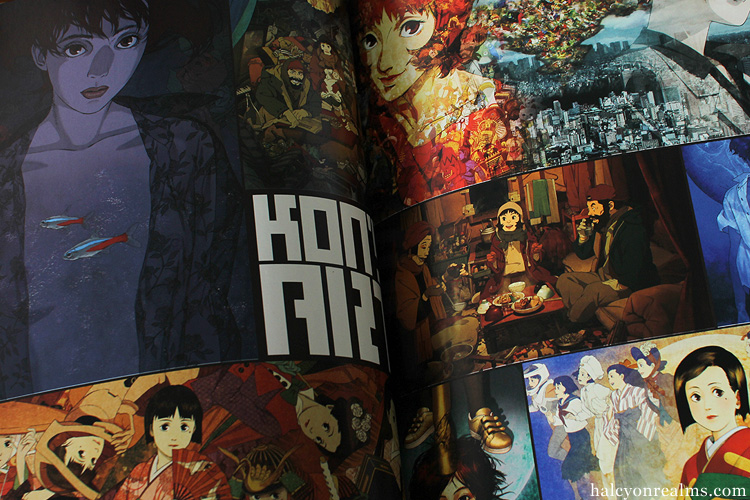 The Anime Works of Satoshi Kon Book