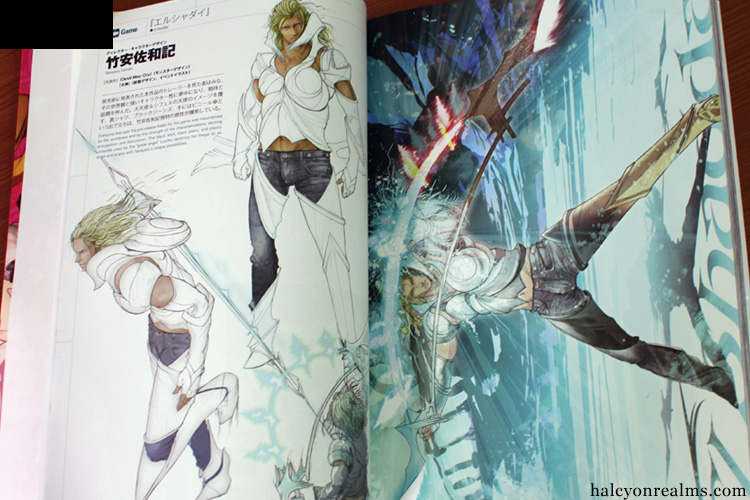 Character Design Manga Pdf : Heroes heroines character design art book review halcyon
