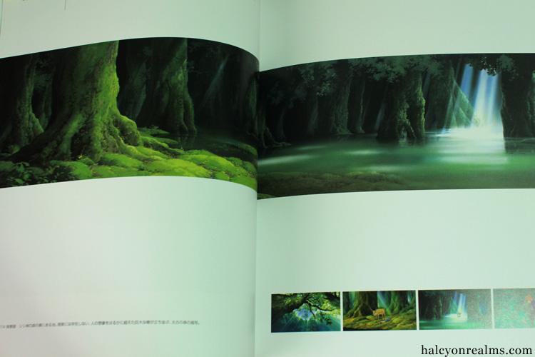 Kazuo Oga Background Art Volume II Ghibli Book