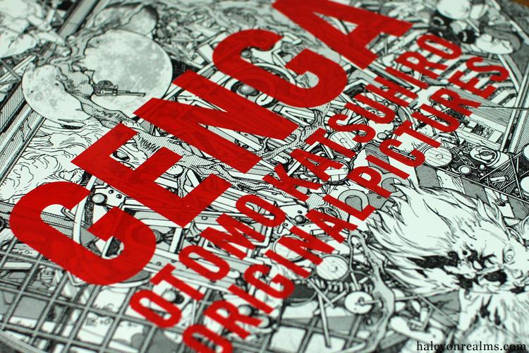 Genga - Otomo Katsuhiro Original Pictures Art Book