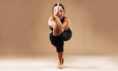 Health benefits of hot yoga