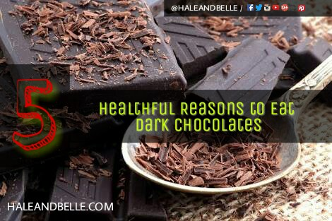 benefits of eating dark chocolate