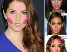 Face shape contouring