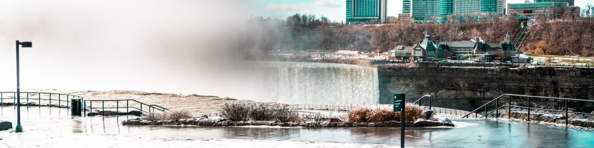 How to Plan a Winter Weekend Getaway to Niagara Falls, New York