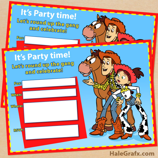 free printable toy story woody and