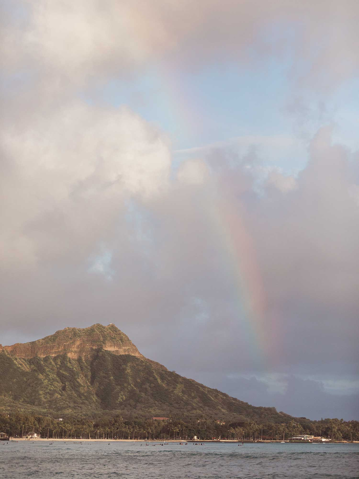 Diamond Head (Lēʻahi)