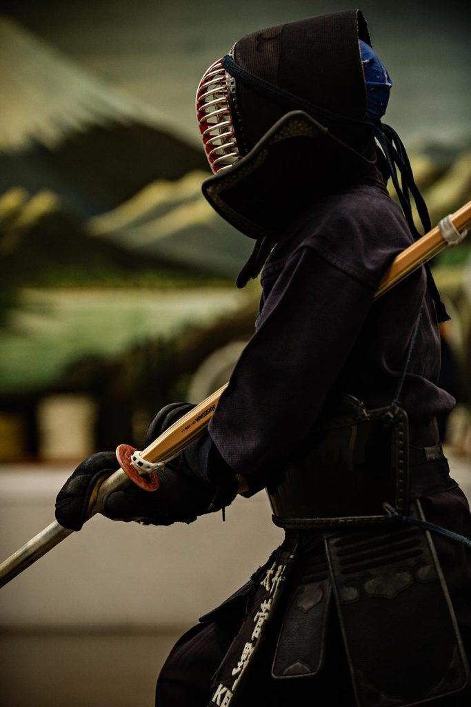 Profile image of a person dressed in a kendo uniform.