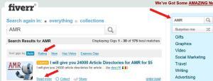 After You Post -Fiverr.com AMR