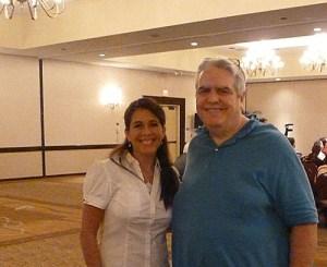 Hale and Michelle - Pro Marketing Summit