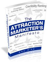 Attraction Marketers-Manifesto