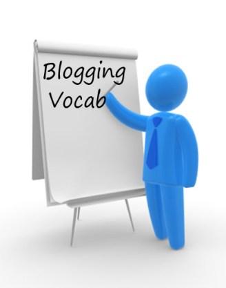Blogging Vocabulary