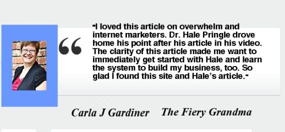 Carla Gardiner- Testimony