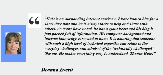 Deanna Evertt- Testimony