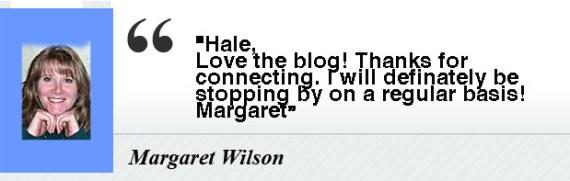 Margaret WIlson- Testimony