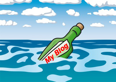 My Bkog -Message in a bottle