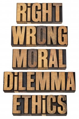 Ethics of Commenting on Blogs