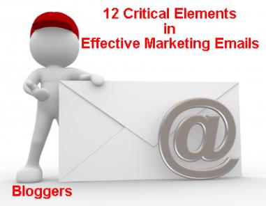 Effective Marketing Emails