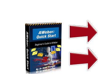 AWeber Quick Start eBook Cover