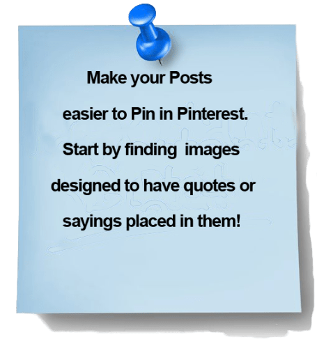 Find  images  designed to have quotes or    sayings placed in them!