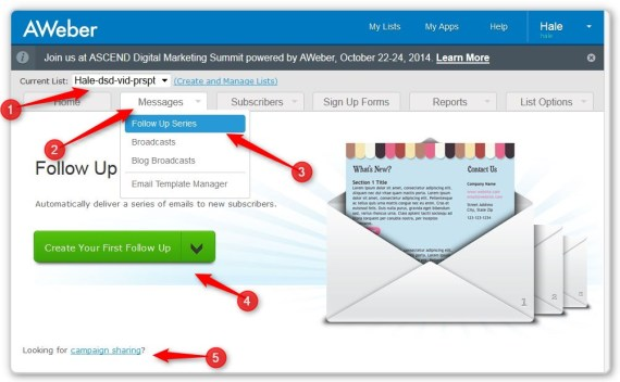 List Building With LeadPages - - First Follow Up Email